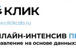 Подробнее: Программы развития антикризисных лидеров и команд цифровой экономики КЛИК