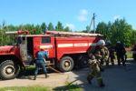 Подробнее: Плановое учение по пожарной безопасности.